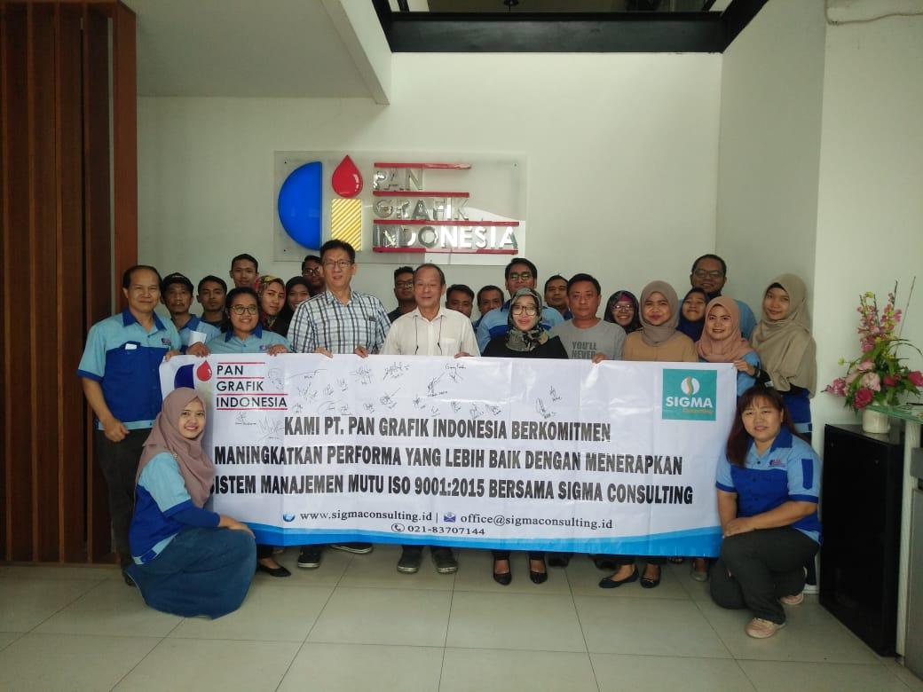 Kickoff meeting PT. Pan Grafik Indonesia bersama Sigma Consulting (4)