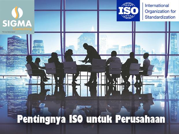 Manfaat ISO untuk Perusahaan